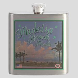 Madeira Beach Flask