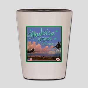 Madeira Beach Shot Glass