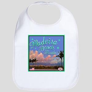 Madeira Beach Baby Bib