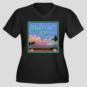 Madeira Beach Plus Size T-Shirt