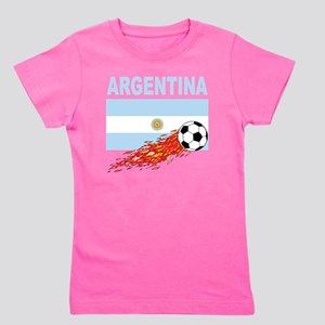 argentina Girl's Tee