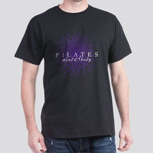 purple_white_large Dark T-Shirt