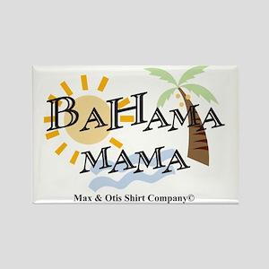 bahama-mama Rectangle Magnet