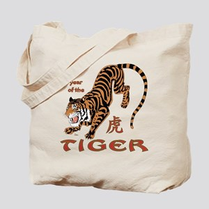 Tiger Year Tote Bag