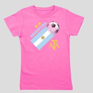 argentina aa Girl's Tee