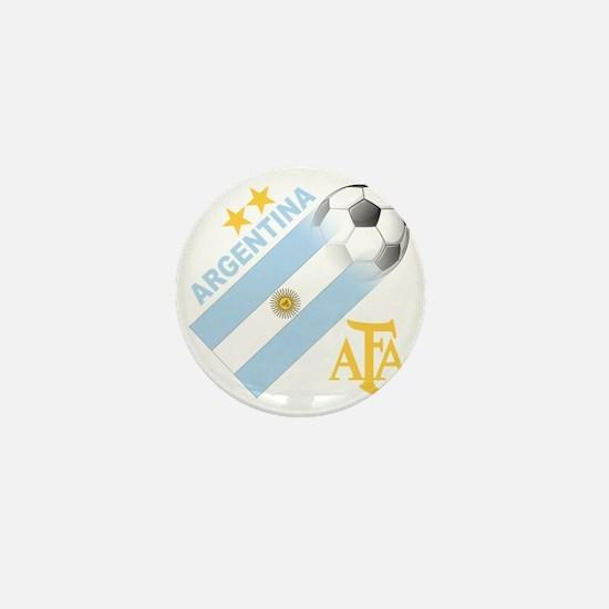 argentina aa Mini Button