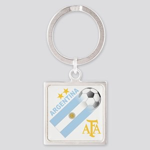 argentina aa Square Keychain
