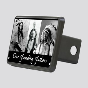real founders Rectangular Hitch Cover