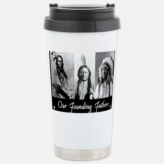 real founders Stainless Steel Travel Mug