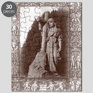faith and the cross card Puzzle