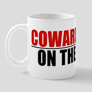 COWARDS01 Mug