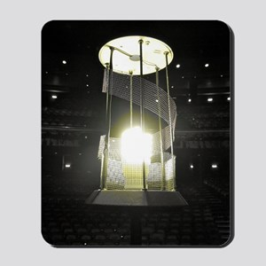 Ghost Light Mousepad