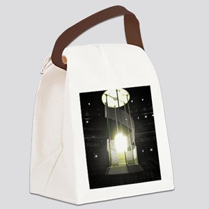 Ghost Light Canvas Lunch Bag