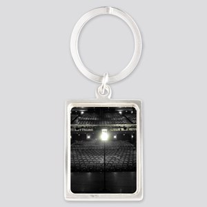 Ghost Light Portrait Keychain