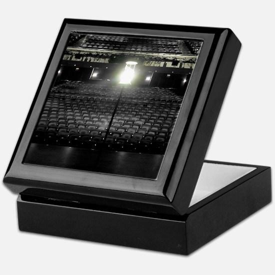 Ghost Light Keepsake Box