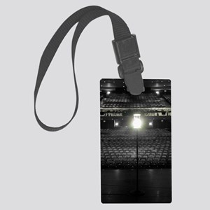 Ghost Light Large Luggage Tag