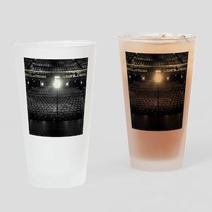 Ghost Light Drinking Glass