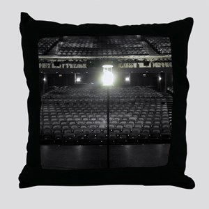 Ghost Light Throw Pillow