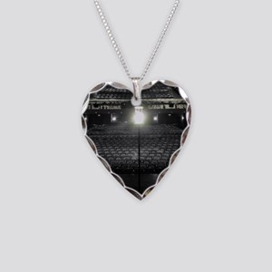 Ghost Light Necklace Heart Charm