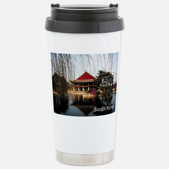SouthKorea5 Stainless Steel Travel Mug