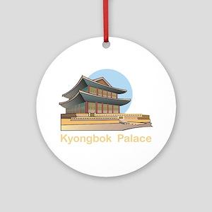 Kyongbok Palace1Bk Round Ornament