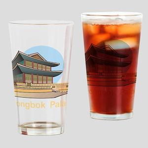 Kyongbok Palace1Bk Drinking Glass