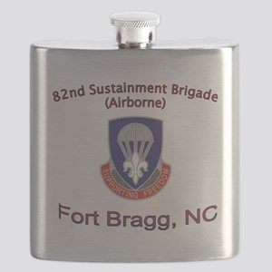 82nd Sustainment BDE Flask