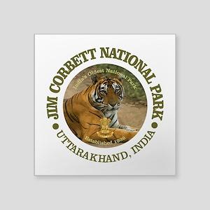 Jim Corbett National Park Sticker