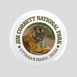 """Jim Corbett National Park 3.5"""" Button"""