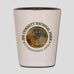 Jim Corbett National Park Shot Glass