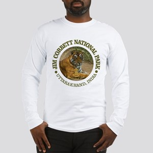 Jim Corbett National Park Long Sleeve T-Shirt