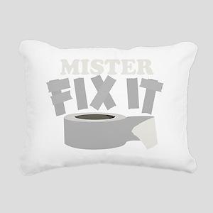 mrfixit2 Rectangular Canvas Pillow