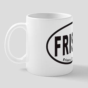 FRISCOovals20103x5cp Mug