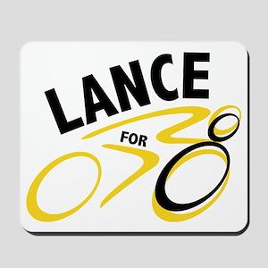 Lancefor8 Mousepad