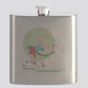 MEDICAL TRANSCRIPTIONIST II Flask