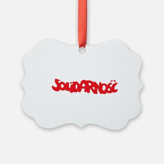 solidarity image ready Ornament
