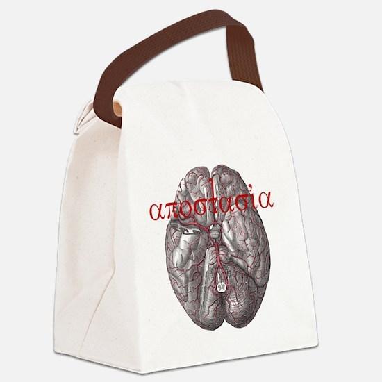 2-apostasia Canvas Lunch Bag