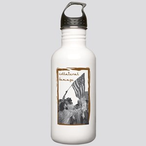 collateral damage Stainless Water Bottle 1.0L