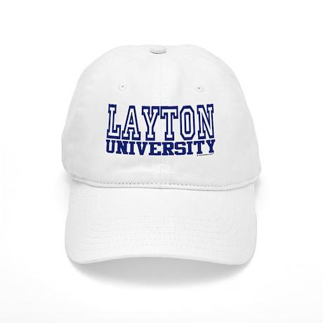 LAYTON University Cap
