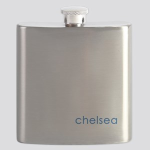 made in chelsea Flask