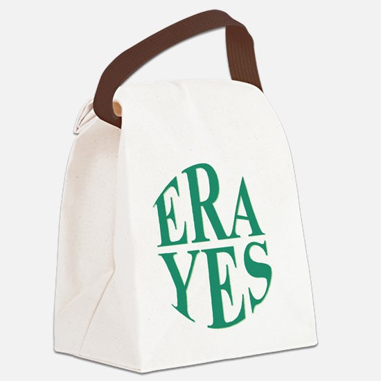 2-erayessmall Canvas Lunch Bag