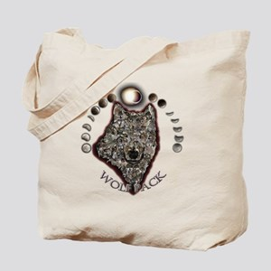 WolfPackCollage10x10 Tote Bag