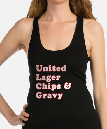 Manchester United Racerback Tank Top