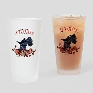 Arrooo 6 2010 12x12 Drinking Glass