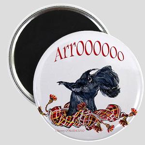 Arrooo 6 2010 12x12 Magnet