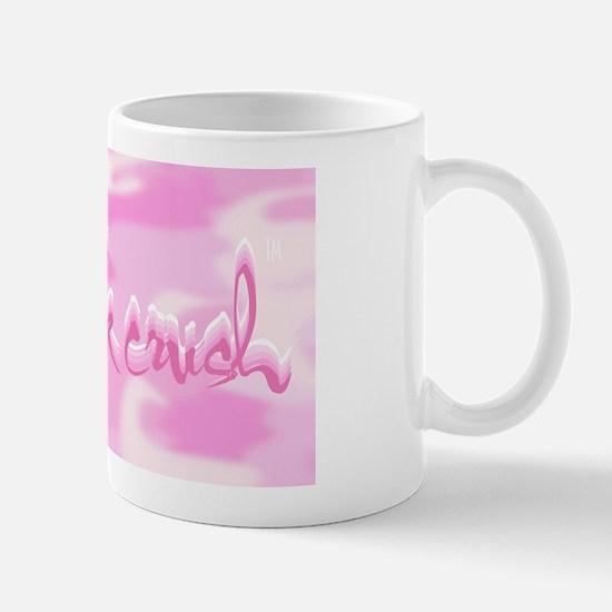 2-Lil Pink Crush Camouflage Mug
