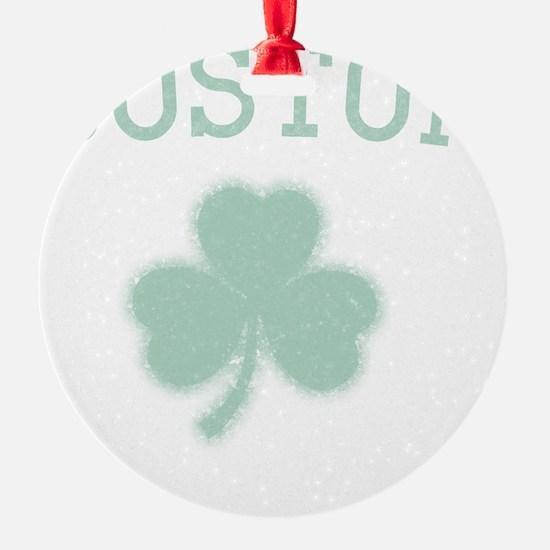 boston-shamrock Ornament