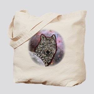 2-WolfPackCollageA10x10 Tote Bag