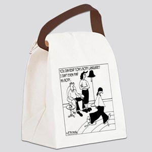 2-7448_teen_cartoon Canvas Lunch Bag