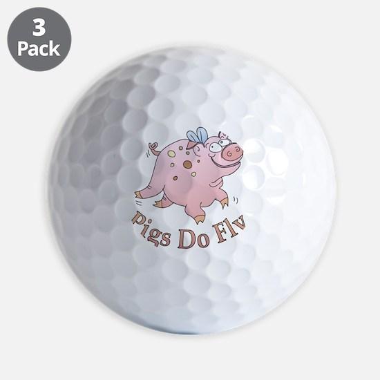 flyingpig Golf Ball